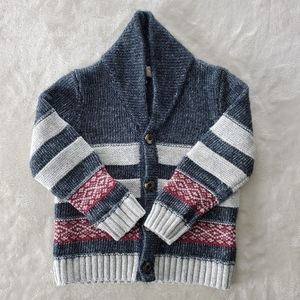 Tucker & Tate Button Down Sweater Sz 24M